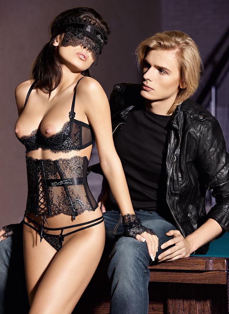 Erotická podprsenka Carmen V-3001